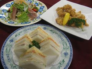 セットB会食